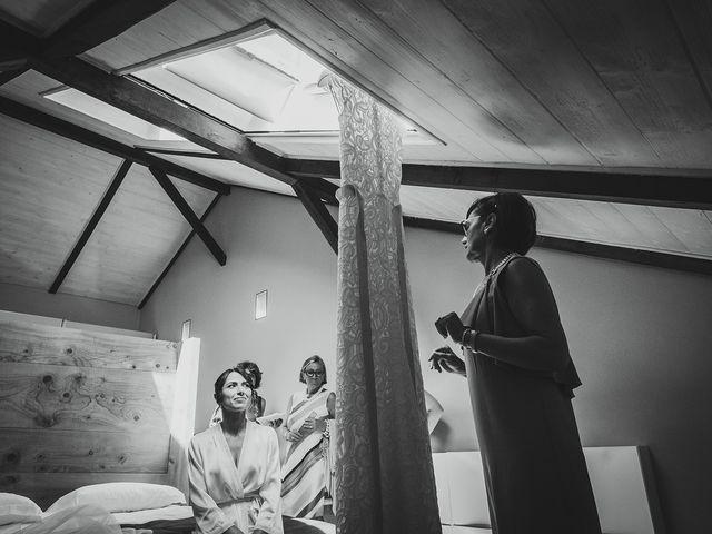 Il matrimonio di Roberto e Giusy a Salussola, Biella 22