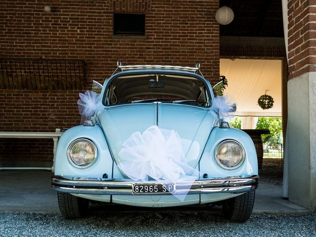 Il matrimonio di Roberto e Giusy a Salussola, Biella 26