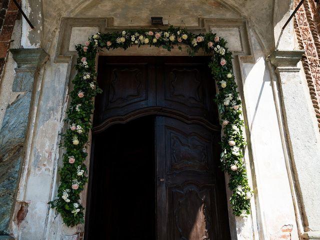Il matrimonio di Roberto e Giusy a Salussola, Biella 29