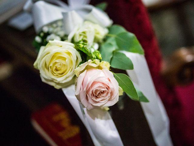 Il matrimonio di Roberto e Giusy a Salussola, Biella 30