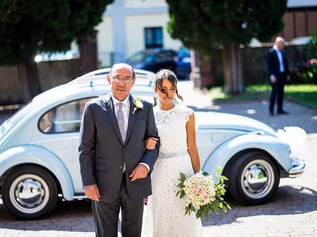 Il matrimonio di Roberto e Giusy a Salussola, Biella 33