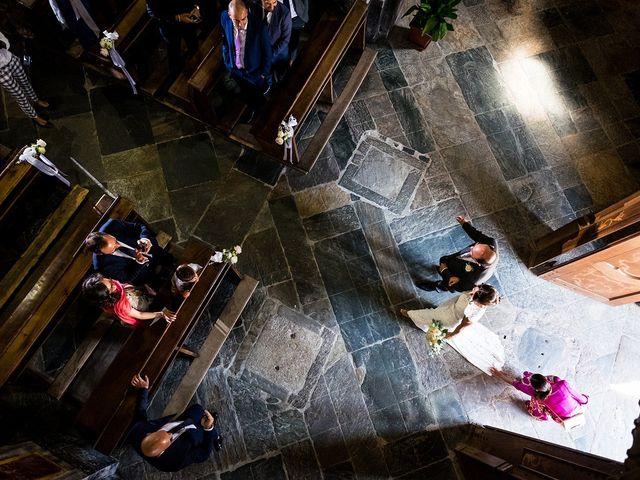 Il matrimonio di Roberto e Giusy a Salussola, Biella 34