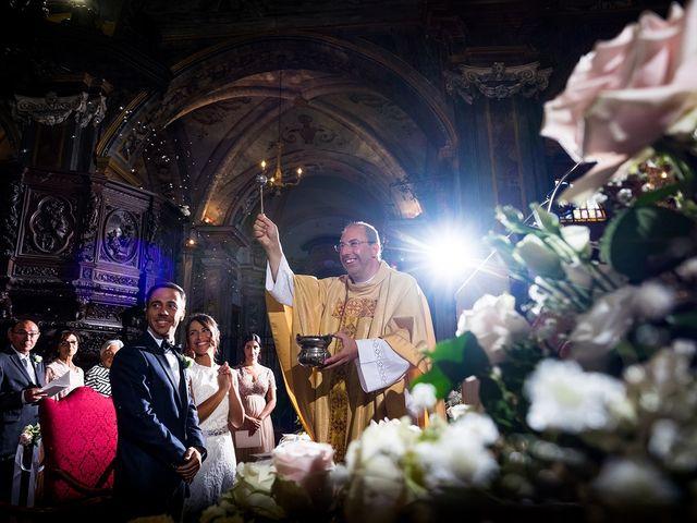 Il matrimonio di Roberto e Giusy a Salussola, Biella 36