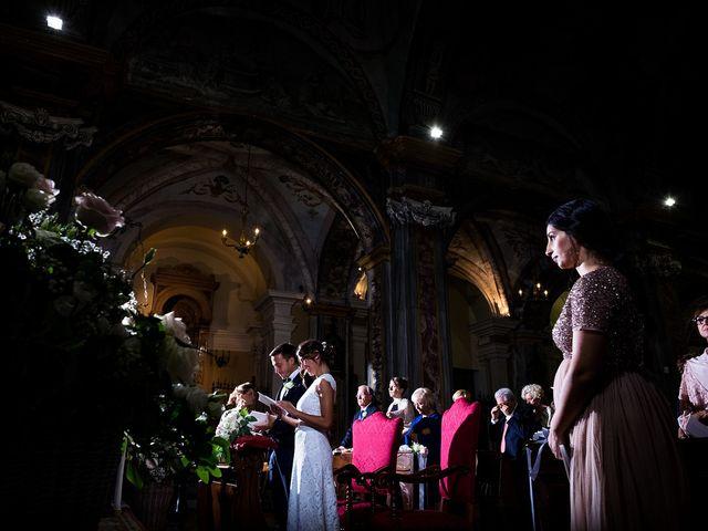 Il matrimonio di Roberto e Giusy a Salussola, Biella 37