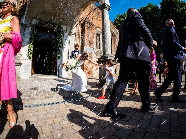 Il matrimonio di Roberto e Giusy a Salussola, Biella 38