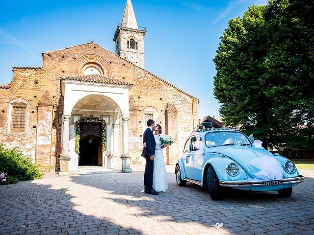 Il matrimonio di Roberto e Giusy a Salussola, Biella 39
