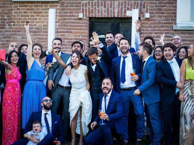 Il matrimonio di Roberto e Giusy a Salussola, Biella 50