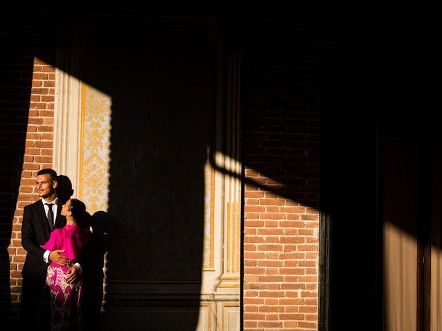 Il matrimonio di Roberto e Giusy a Salussola, Biella 53