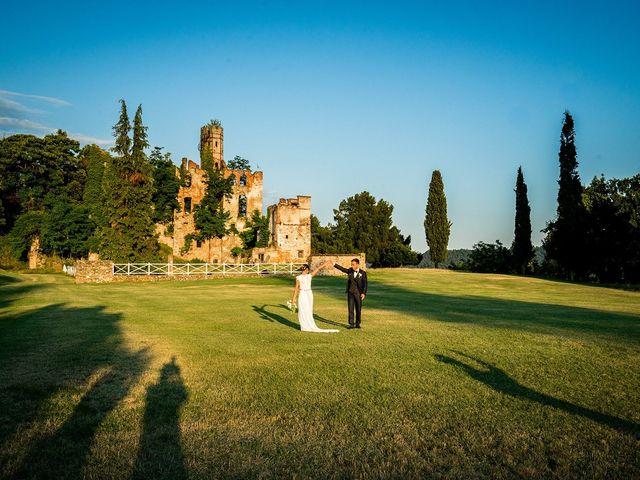 Il matrimonio di Roberto e Giusy a Salussola, Biella 54