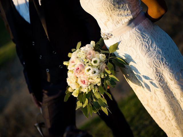 Il matrimonio di Roberto e Giusy a Salussola, Biella 58