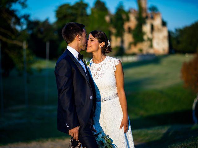 Il matrimonio di Roberto e Giusy a Salussola, Biella 59