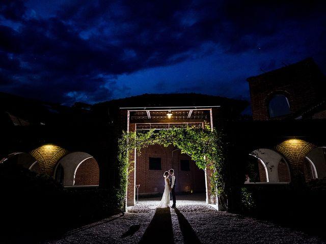 Il matrimonio di Roberto e Giusy a Salussola, Biella 62