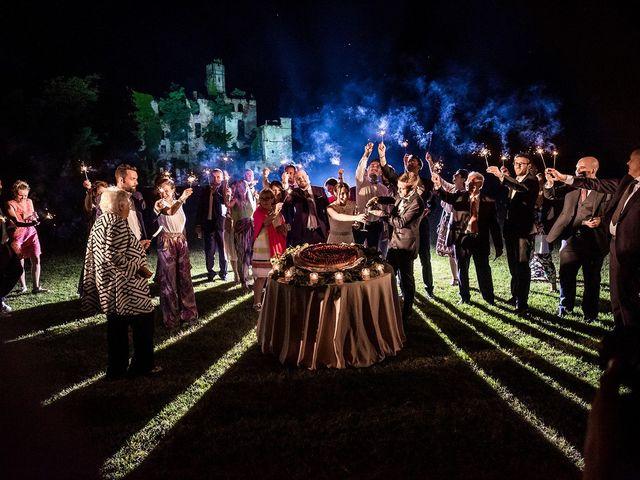 Il matrimonio di Roberto e Giusy a Salussola, Biella 67