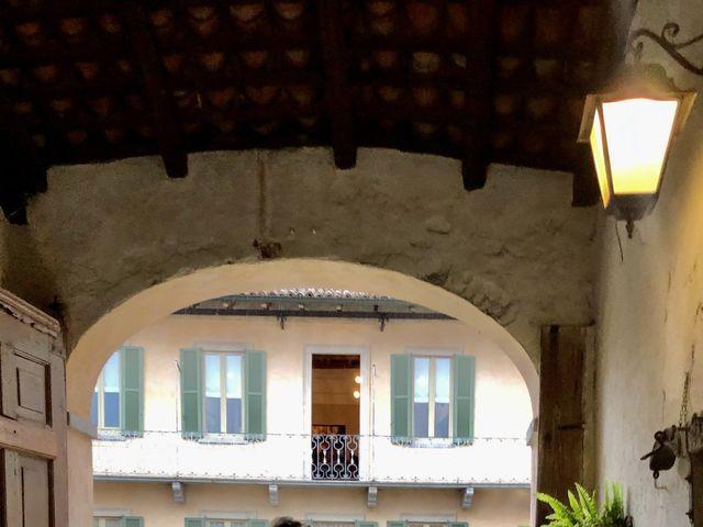 Il matrimonio di Luca e Valentina a Bodio Lomnago, Varese 8