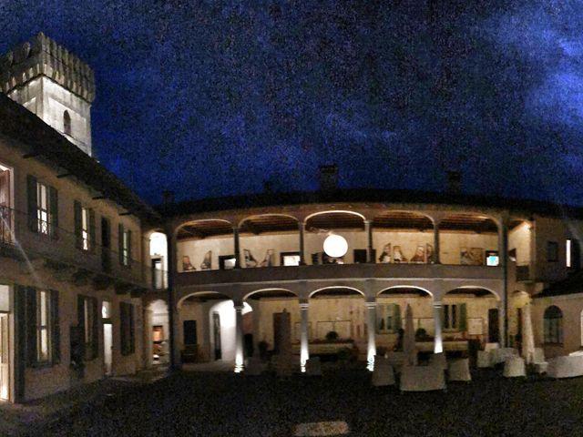Il matrimonio di Luca e Valentina a Bodio Lomnago, Varese 2