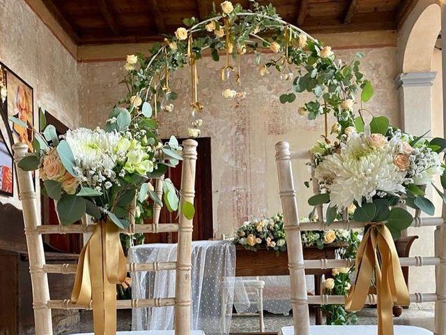 Il matrimonio di Luca e Valentina a Bodio Lomnago, Varese 14