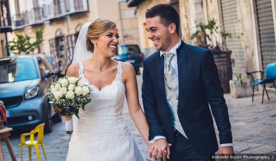 Il matrimonio di Enrico e Sara a Palermo, Palermo