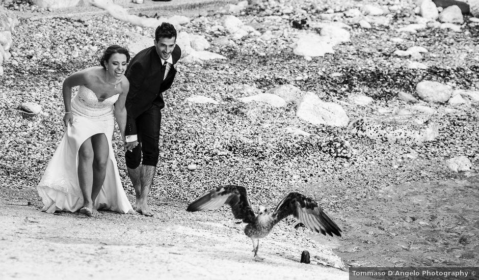 Il matrimonio di Marcello e Leandra a Alcamo, Trapani
