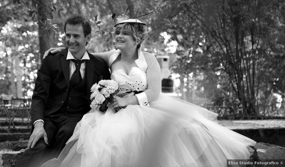 Il matrimonio di Luca e Stefania a Cupramontana, Ancona