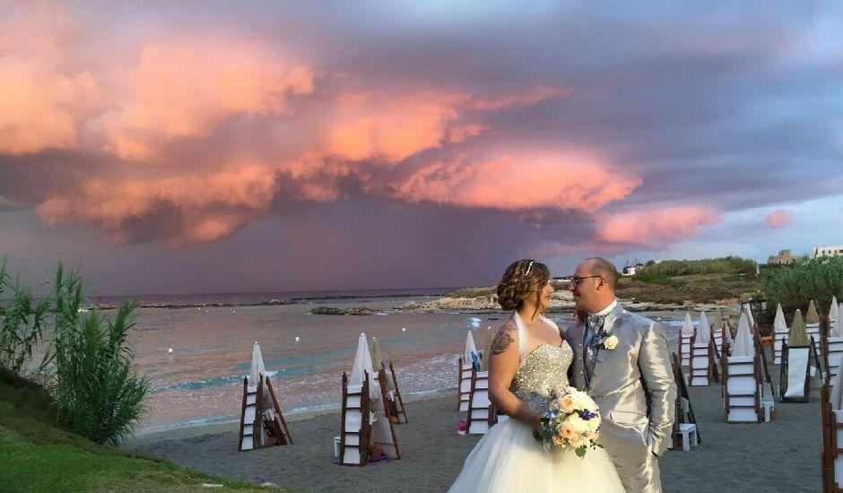 Il matrimonio di Alessandro  e Alessandra a Otranto, Lecce