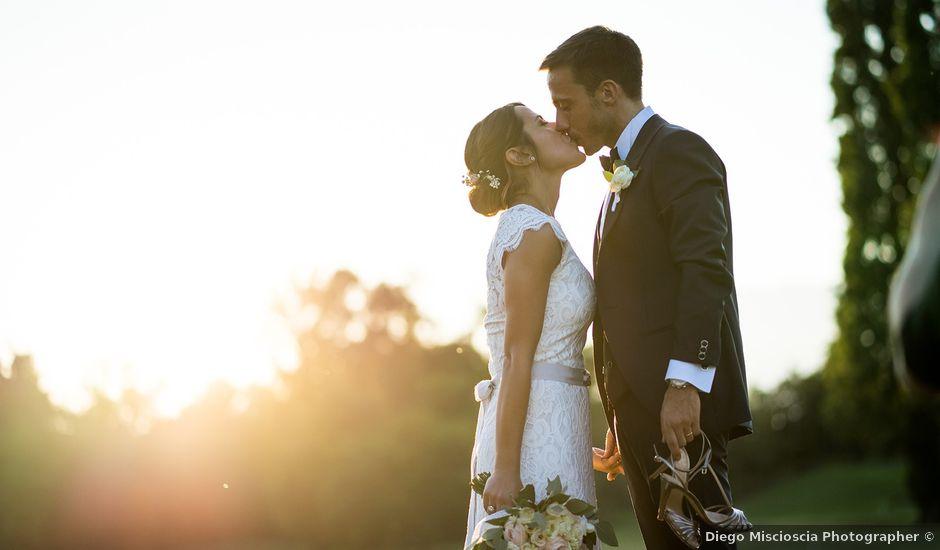 Il matrimonio di Roberto e Giusy a Salussola, Biella