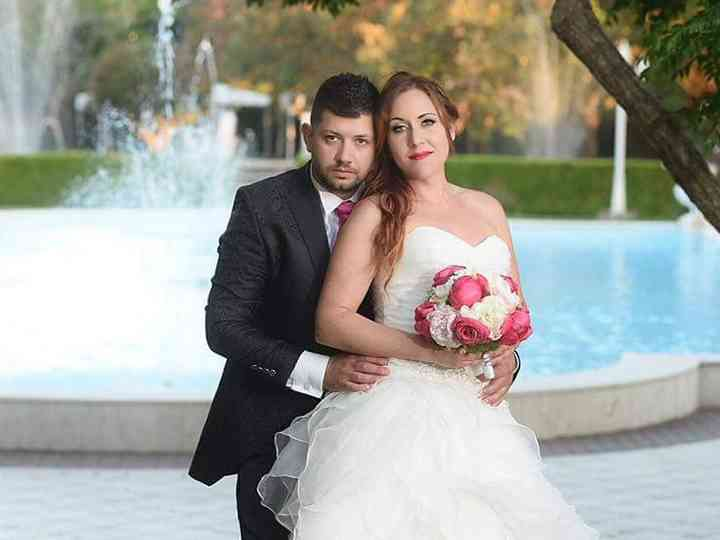 le nozze di Lina e Ernesto