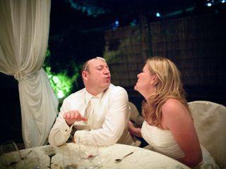 Le nozze di Anne e Grant