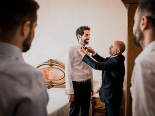 Le nozze di Cinzia e Giuseppe 1