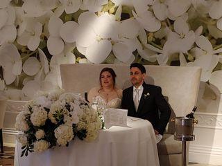 Le nozze di Enzo e Orietta