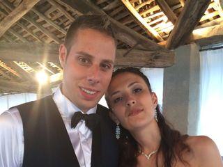Le nozze di Luca e Moira