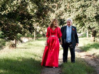 Le nozze di Ombretta e Bruno