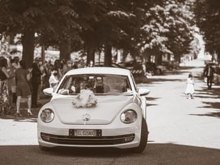 Le nozze di Marcella e Roberto 1