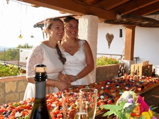 Le nozze di Roberta e Giulia
