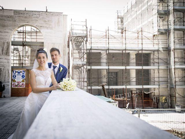 Le nozze di Patrizia e Gianni