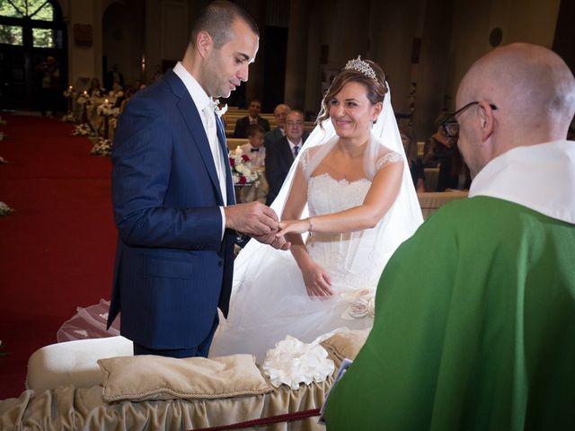Location Matrimonio Bassano Romano : Reportage di nozze raffaella roberto casina poggio
