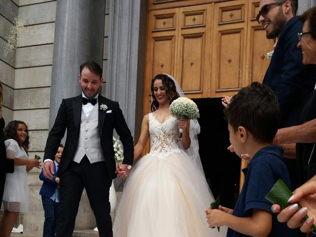 Il matrimonio di Giovanni e Alessia a Boscotrecase, Napoli 4