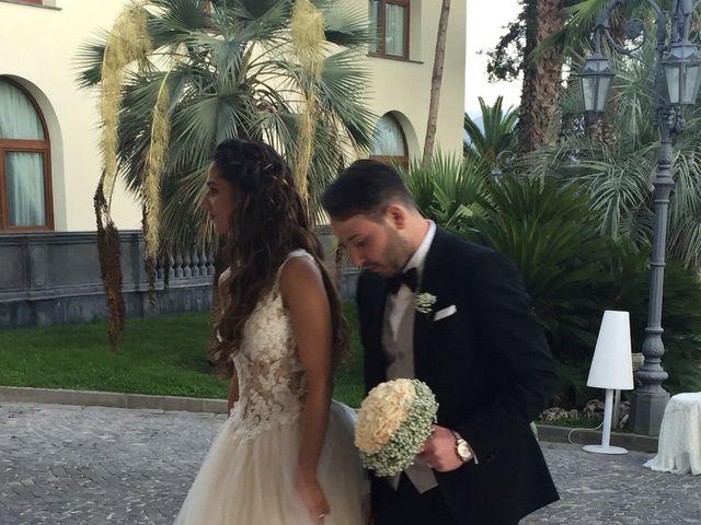 Il matrimonio di Giovanni e Alessia a Boscotrecase, Napoli 5