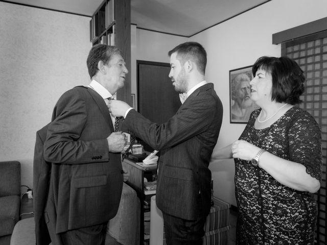 Il matrimonio di Andrea e Chiara a Vimercate, Monza e Brianza 7