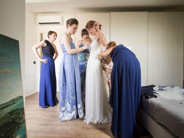 Il matrimonio di Andrea e Chiara a Vimercate, Monza e Brianza 11