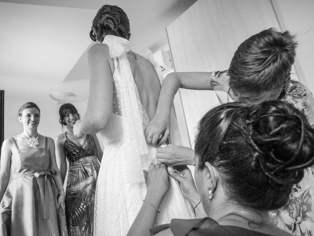 Il matrimonio di Andrea e Chiara a Vimercate, Monza e Brianza 12