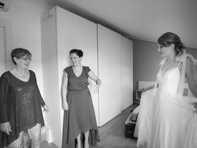 Il matrimonio di Andrea e Chiara a Vimercate, Monza e Brianza 13