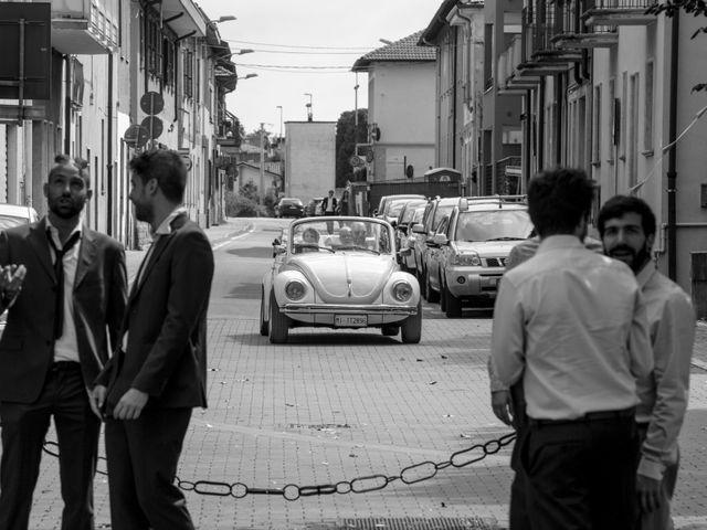 Il matrimonio di Andrea e Chiara a Vimercate, Monza e Brianza 16