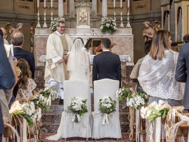 Il matrimonio di Andrea e Chiara a Vimercate, Monza e Brianza 18