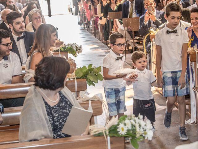 Il matrimonio di Andrea e Chiara a Vimercate, Monza e Brianza 20
