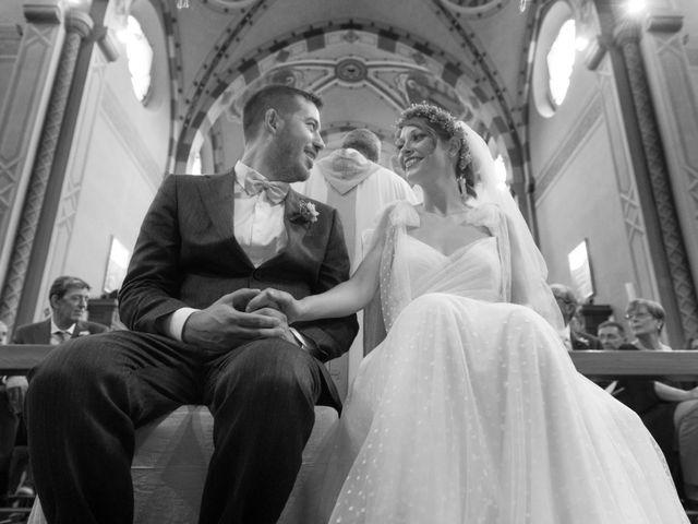 Il matrimonio di Andrea e Chiara a Vimercate, Monza e Brianza 23