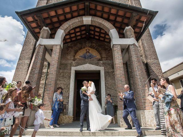 Il matrimonio di Andrea e Chiara a Vimercate, Monza e Brianza 27