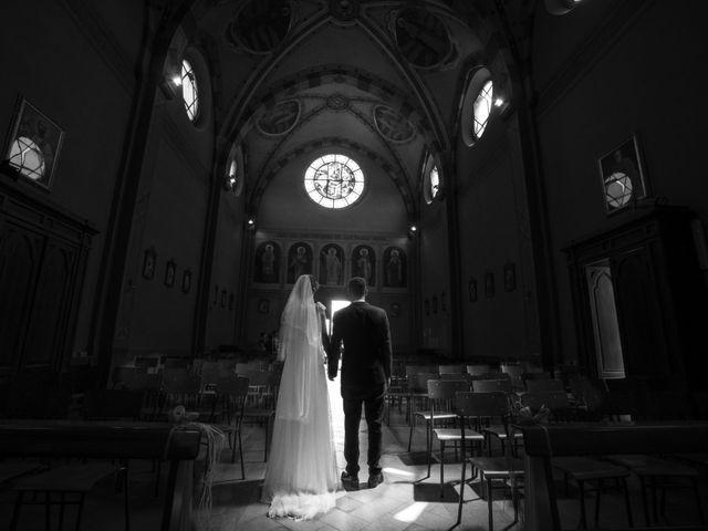 Il matrimonio di Andrea e Chiara a Vimercate, Monza e Brianza 28
