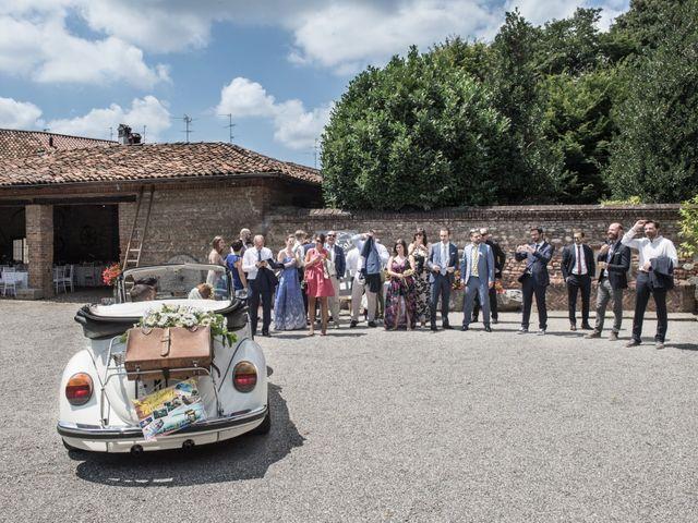 Il matrimonio di Andrea e Chiara a Vimercate, Monza e Brianza 38