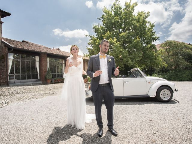 Il matrimonio di Andrea e Chiara a Vimercate, Monza e Brianza 39