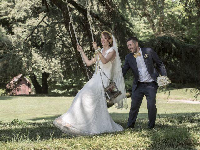 Il matrimonio di Andrea e Chiara a Vimercate, Monza e Brianza 48